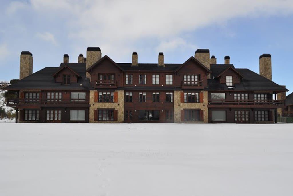 Suite en invierno