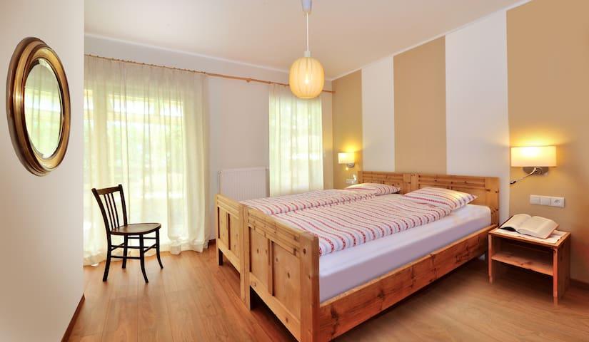 Wohnung mit großem Wintergarten - Bressanone - Pis