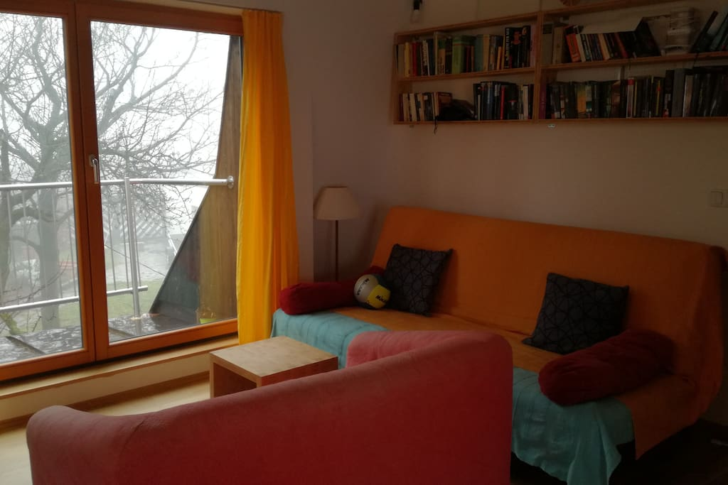 seating area in the livingroom