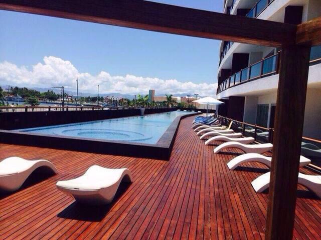 Lovely, luxury & vanguardist apartment Vallarta - Puerto Vallarta - Apartament