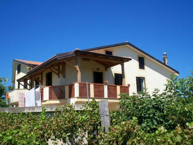 Casa fronte mare in Calabria sullo Ionio