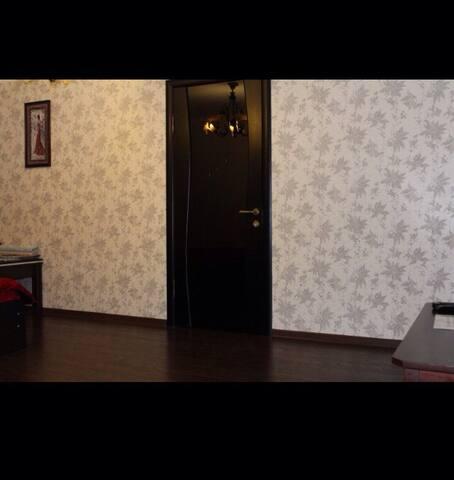 Двухкомнатная квартира дизайнерская - Nalchik - Apartment