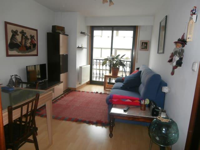 Habitación en moderno apartamento compartido