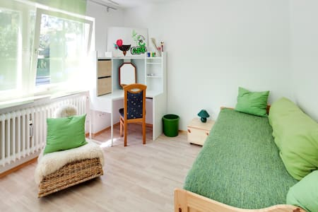 Grünes Ambiente in ruhiger Wohnlage - Μόναχο
