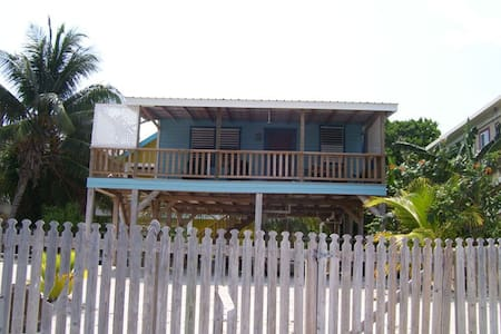 Carolyn's Other House (Beachfront) - Caye Caulker