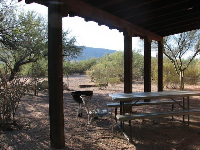 Casita at Desert Trails B&B