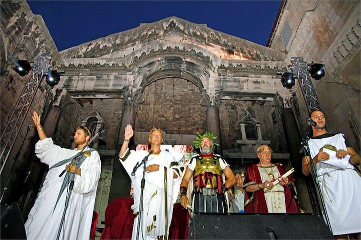 Split - - Dioclecians nights