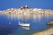 Primošten, pitoresqe town, perfect for instafoto - 1h by car - we offer day trips and transfers