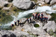 Cetina river - active holiday ( 30min by car) - we offer day trips