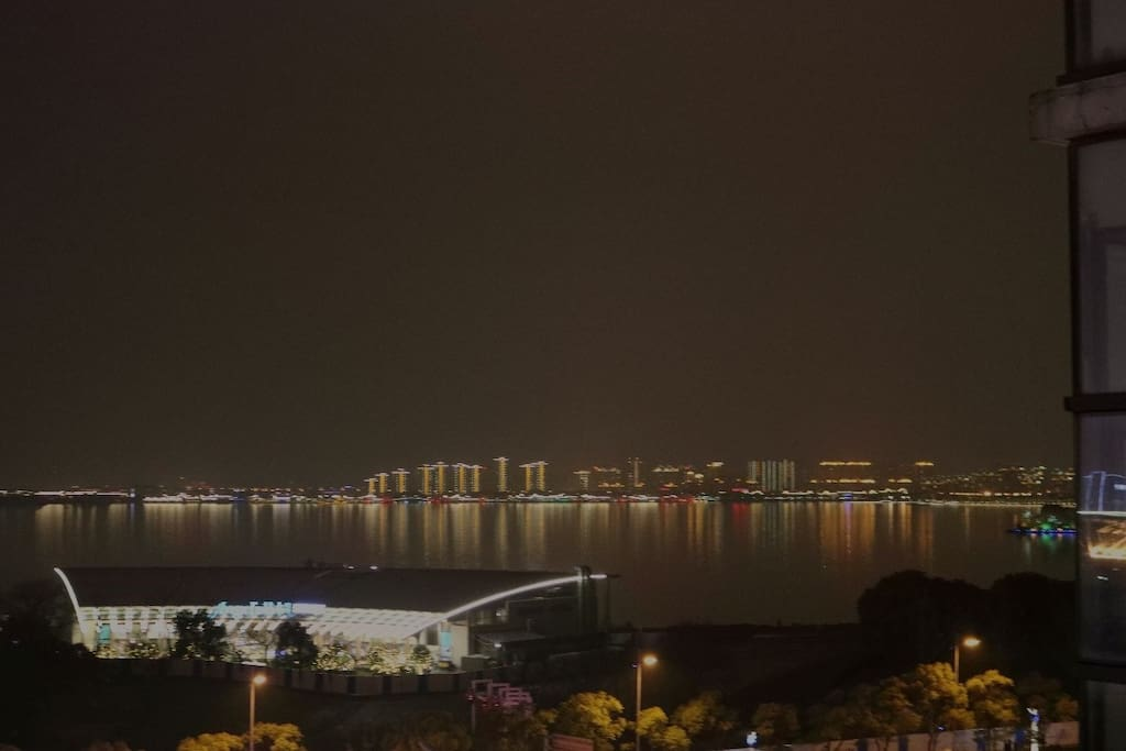 南阳台夜景