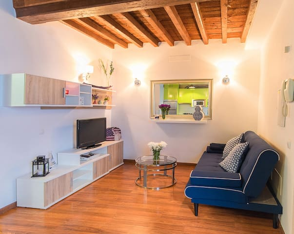New Apartment in centre of Malaga