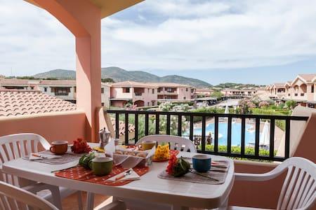 Fabulous Apartment w/pool close to Olbia, Sardinia - Murta Maria