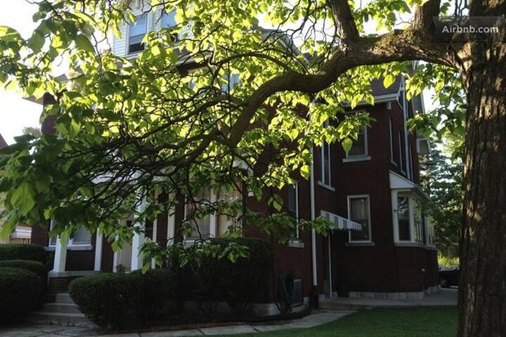 Restored Nun's Convent - Postulant - Buffalo - Maison