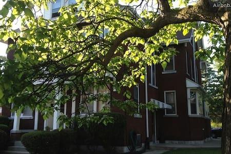 Restored Nun's Convent - Postulant - Buffalo