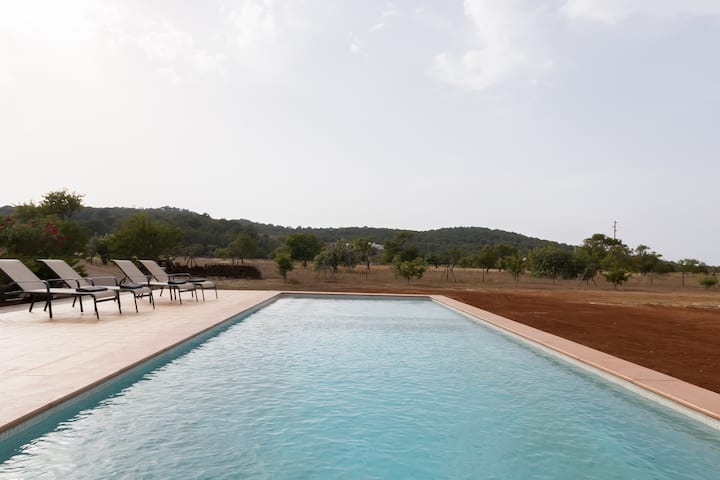 Villa Julia - Nice new villa with 4 bedrooms & big private pool