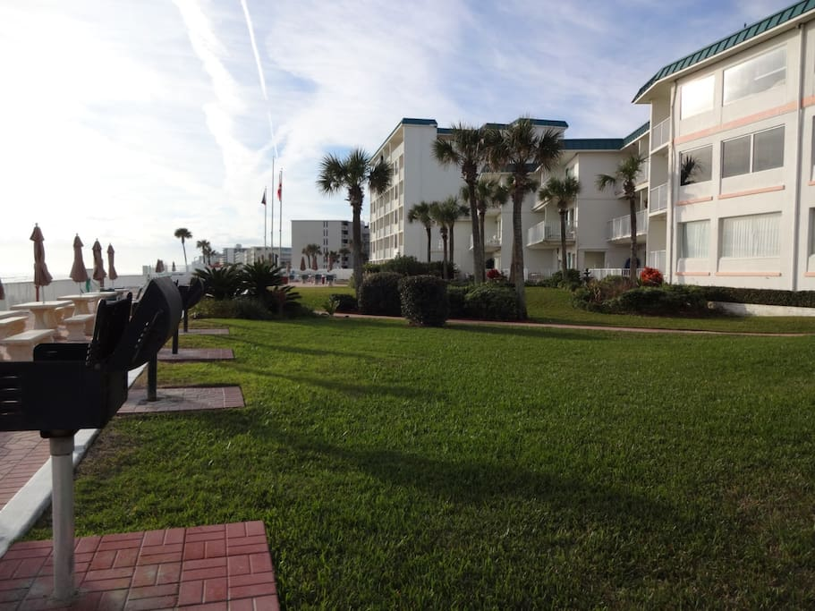 Ocean Jewels Club Unit 319 Aptos En Complejo Residencial En Alquiler En Daytona Beach