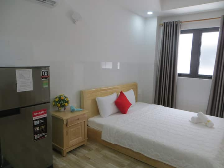 Anh Chien hotel-Standard Double-Nha Trang beach