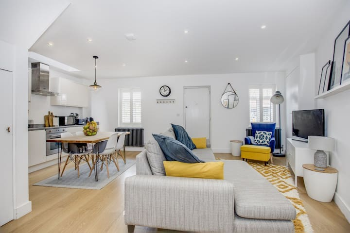 Pinner Lodge: Stylish 3 bed London home, Sleeps 6