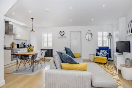 Pinner Lodge: Stylish 3 bed London home, Sleeps 6