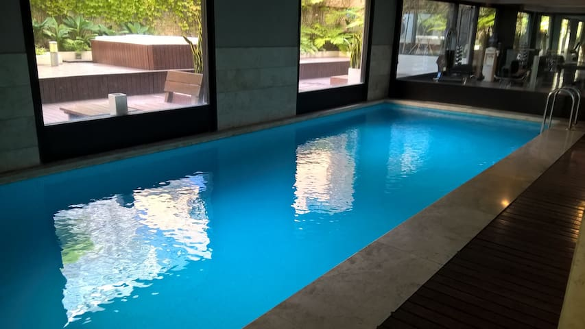 Brand new studio in Recoleta with swimmingpool/gym - Buenos Aires - Apartament