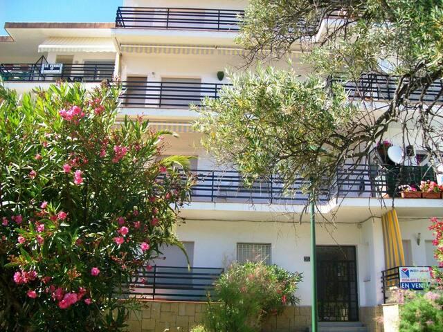 Muy bonito piso  con terraza A37 - El Mas Oliva - Lejlighed