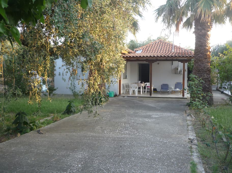 3 room Villa with swimming pool