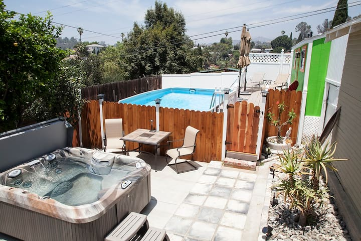 Private Oasis Close to DTLA