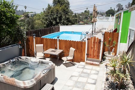 Private Oasis Close to DTLA - Los Angeles - Bungalow