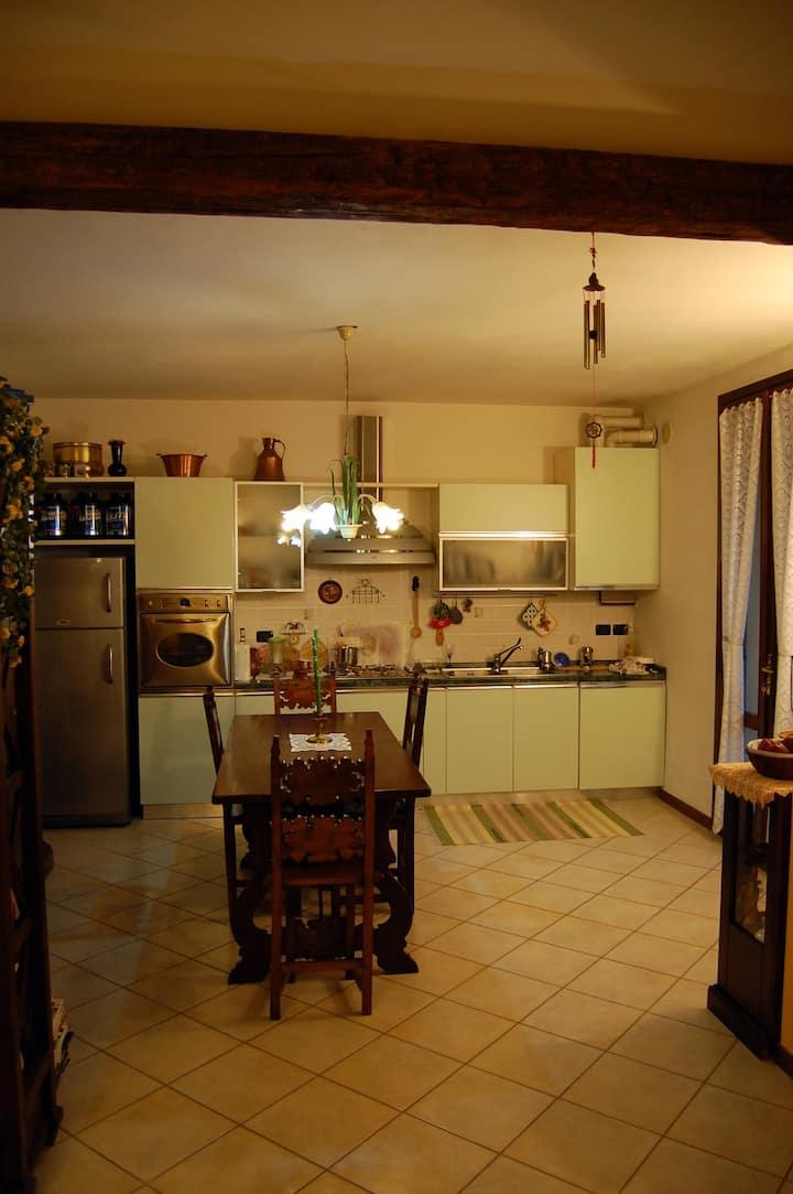 Habitación en hermoso Apartamento