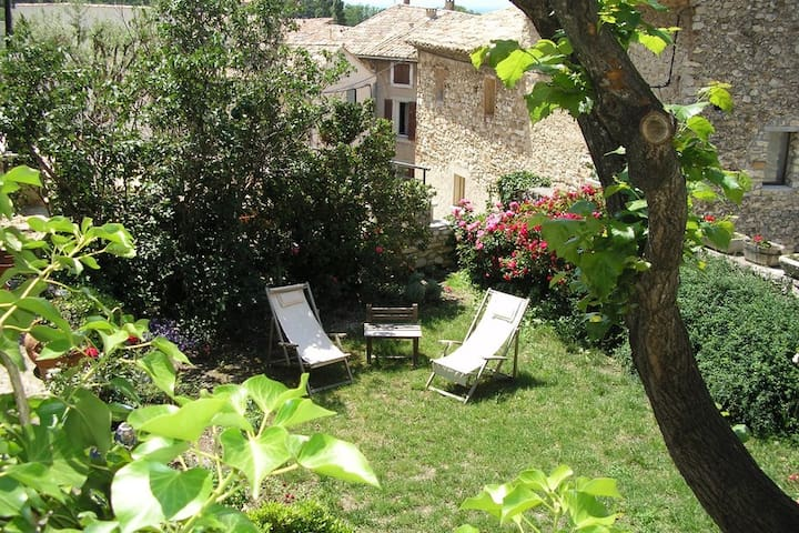 Charming 16th Century Family House - Gigondas - Дом