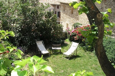 Charming 16th Century Family House - Gigondas - Maison