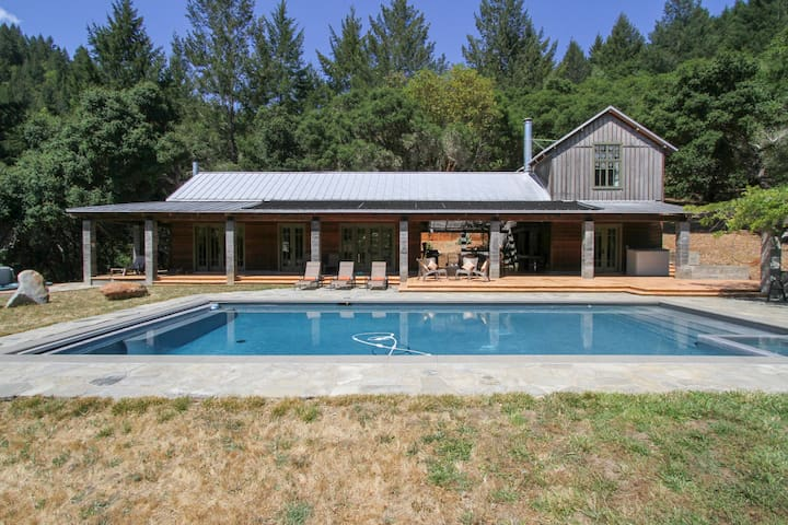 Black Mountain - Private Retreat! - Forestville - Hus
