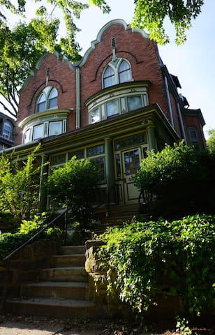 Large, Kid-Friendly House in Philly