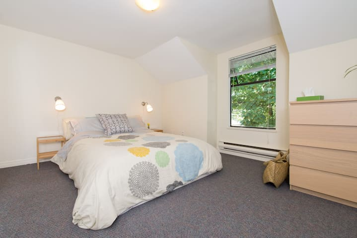 2Bdrm home in the heart of Vancouer - Vancouver - Casa