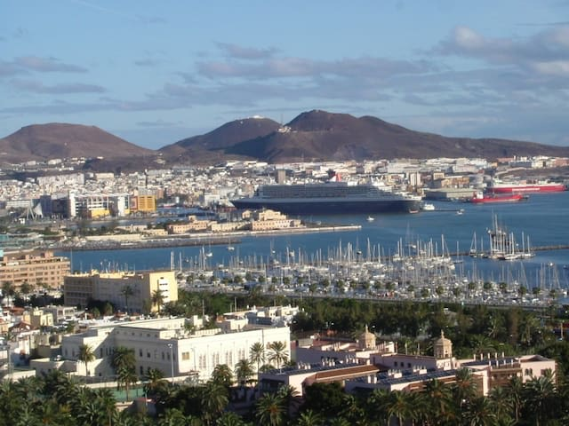 Piso completo en Las Palmas