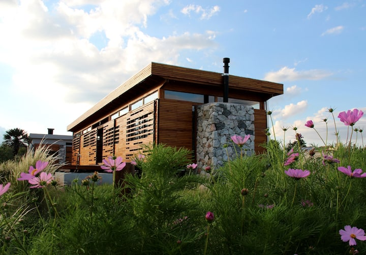 Eco house in the mountains, Córdoba