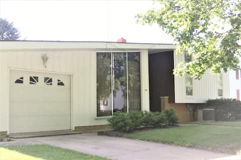 4 bedroom home in the Heart of North Central Iowa