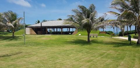 Resort ao lado Beach Park ! Pé na areia !