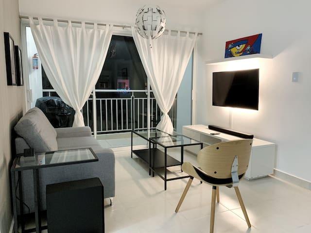 Gorgeous Intelligent Apartment