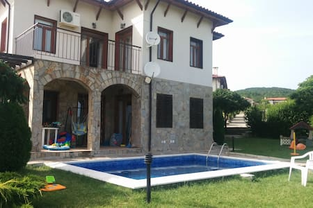 Cosy villa with splendid view for family or group - Sunny Beach
