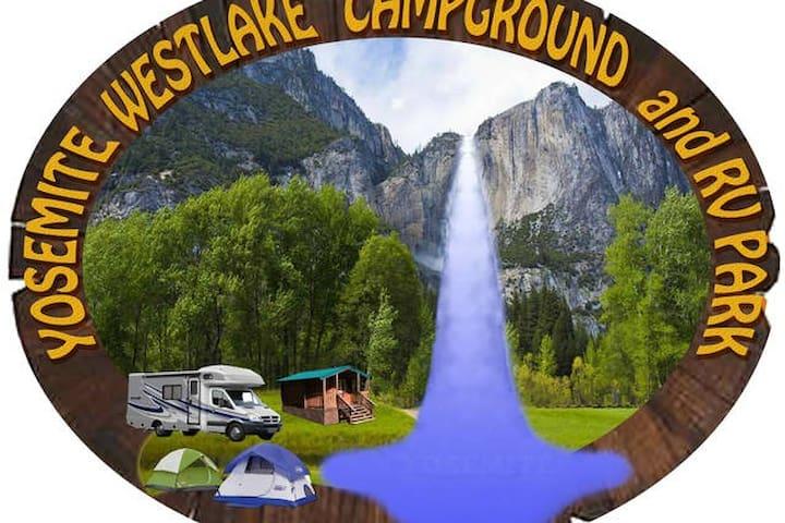 Yosemite Westlake RV Site #5