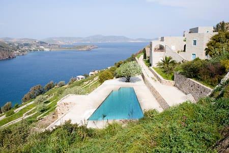 Patmos Retreat Castle - Patmos