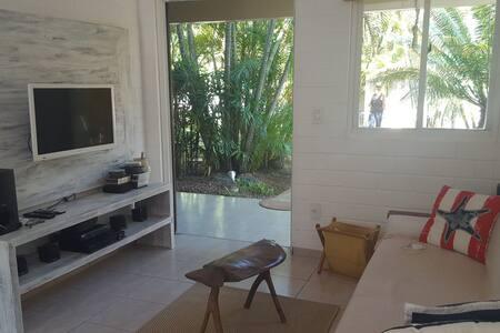 Casa Condomínio Fechado Praia de Paúba - Maresias