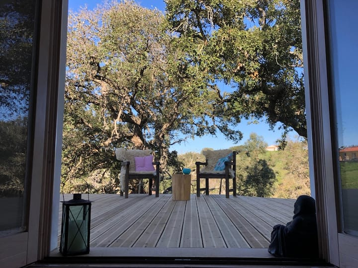 Apartment 3 im Naturschutzgebiet zu vermieten