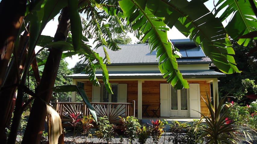 La Case Floria-Maison avec jardin - Saint-André - Vila