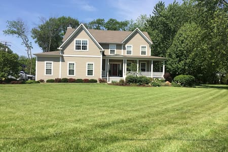 Warm and inviting 4 bedroom 2750 sf - West Chicago - Dům
