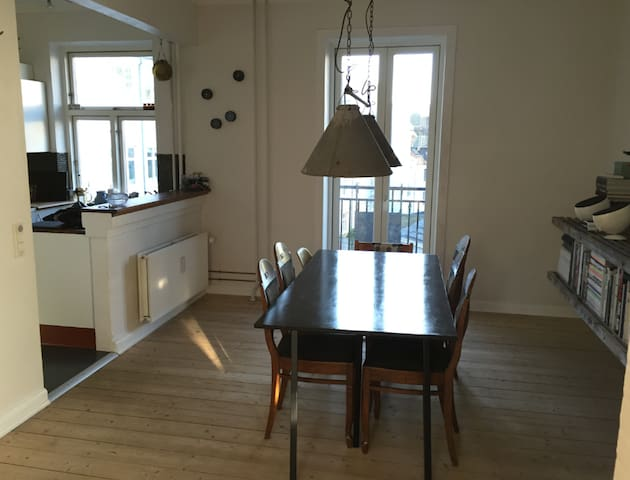 Quite appartment near Aarhus center - Aarhus - Leilighet