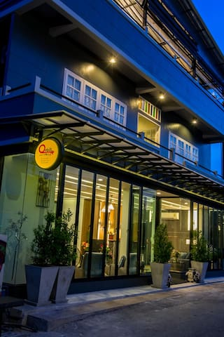 orbit key hotel - Tambon Pak Nam - Bed & Breakfast