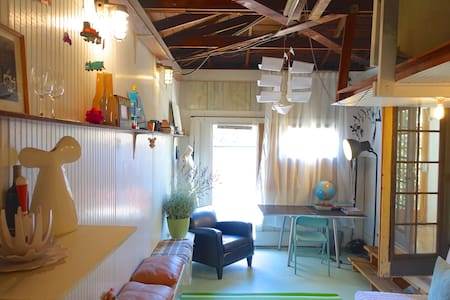 1BR Art Loft by the Sea. Venice - Los Angeles