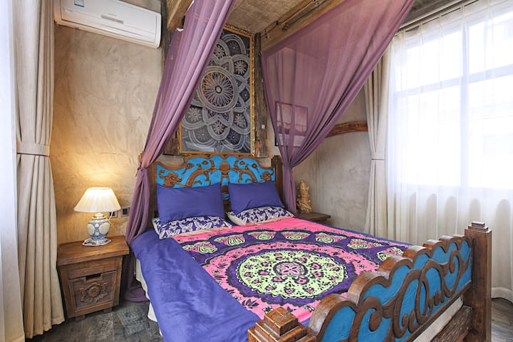 YueTsing King Room,Free Pickup - Dali - Bed & Breakfast